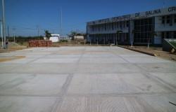 Se construye en el Instituto Tecnológico de Salina Cruz un moderno estacionamiento