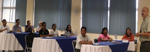 """INICIA EL CUARTO MÓDULO DEL DIPLOMADO """"DIRECCIÓN Y GESTIÓN DE INSTITUCIONES EDUCATIVAS"""" EN EL TecNM CAMPUS SALINA CRUZ"""