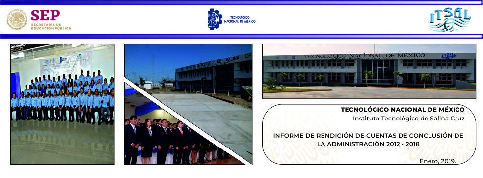 INFORME DE RENDICIÓN DE CUENTAS 2012 – 2018