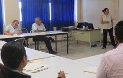 SE IMPARTE CURSO DE ACTUALIZACIÓN PROFESIONAL EN EL TECNM/SALINA CRUZ
