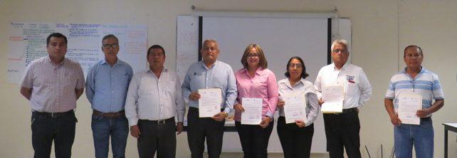 NOMBRAN A NUEVOS FUNCIONARIOS DOCENTES EN EL TecNM/SALINA