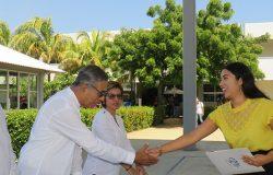 EMOTIVA ENTREGA DE  TÍTULOS A EGRESADOS DEL TecNM/SALINA CRUZ