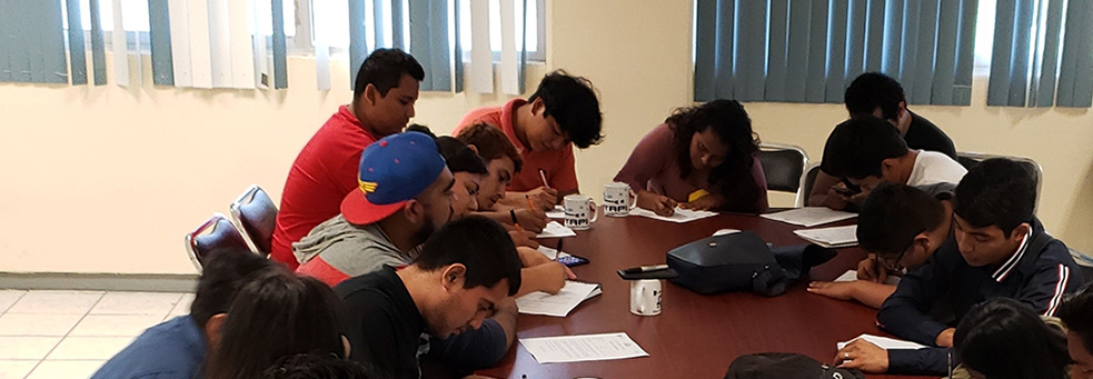 INICIA ACTIVIDADES EL CLUB DE ROBÓTICA EN EL TecNM/SALINA CRUZ